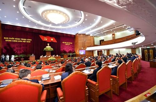 Hội nghị Trung ương 6 đề cập nhiều vấn đề vừa cơ bản vừa cấp bách - Ảnh 1.