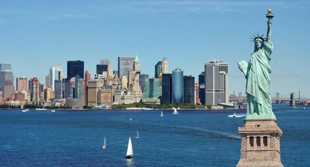 Cuộc sống ở Nữu Ước, thành phố của những giấc mơ, xa hoa bậc nhất thế giới