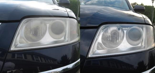 Chỉ vài nghìn đồng, tài xế có thể tự lột xác đèn pha ô tô mới toanh! - Ảnh 2.