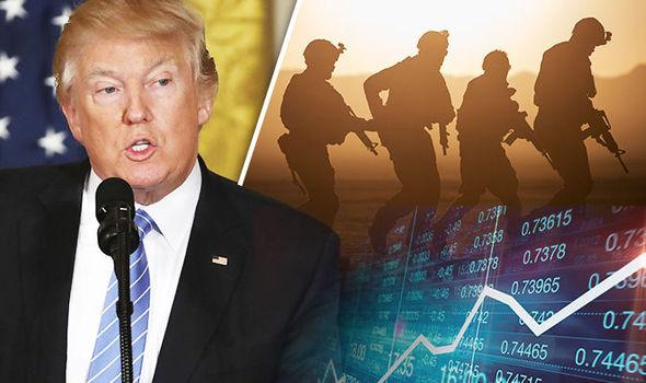 Chuyên gia VN: Thấy gì sau ngân sách quốc phòng khổng lồ, 70 đoàn tàu mới chở hết của Mỹ? - Ảnh 1.