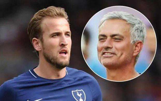 Mourinho kích hoạt bom tấn Harry Kane 170 triệu bảng - Ảnh 1.