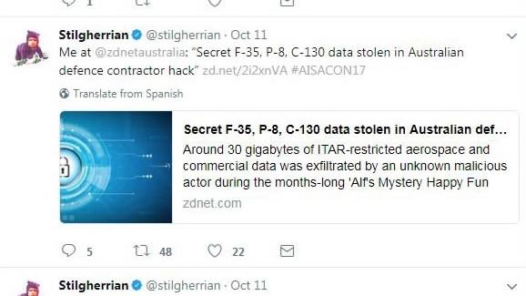 Thông tin mật về F-35 và một loạt vũ khí Mỹ biến mất bí ẩn - Ảnh 1.