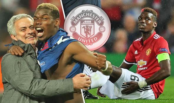 Pogba tái xuất thần kỳ, Mourinho mừng ra mặt - Ảnh 1.