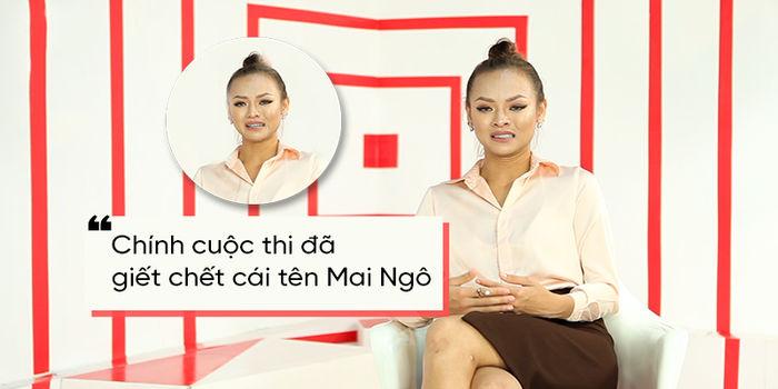Sao Việt: Mai Ngô khóc nức nở: