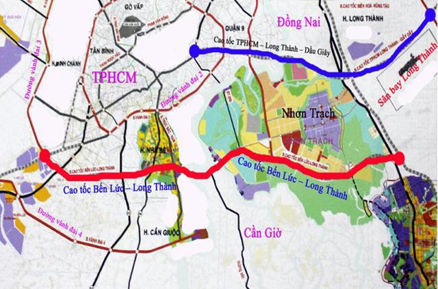 Vì sao Vạn Thịnh Phát, Thaco Trường Hải, Trần Anh Group... bỗng ồ ạt đổ tiền vào bất động sản Long An?  - Ảnh 1.