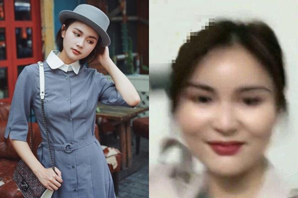 Hot girl Trung Quốc lộ mặt mộc già như bà thím trên livestream khiến các fan cuồng tá hỏa - Ảnh 1.