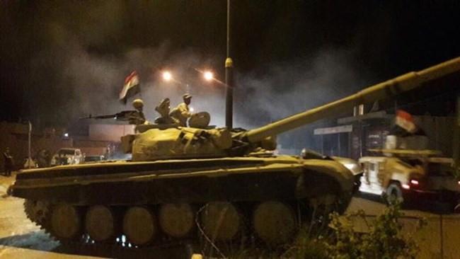 Iraq tung quân tấn công người Kurd, thùng thuốc súng Trung Đông chực nổ - Ảnh 1.