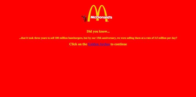 So sánh giao diện của những website nổi tiếng: Ngày xưa và bây giờ - Ảnh 3.