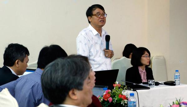 Đối thoại BHYT: Phó tổng giám đốc nói vụ phó lộng ngôn - Ảnh 1.