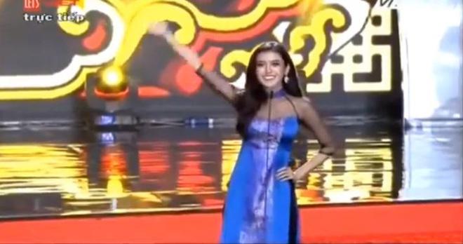 [TRỰC TIẾP] Chung kết Hoa hậu Hòa bình Quốc tế 2017 tại VN: Á hậu Huyền My giành giải phụ và lọt Top 20 - Ảnh 4.