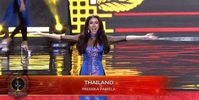 [TRỰC TIẾP] Chung kết Hoa hậu Hòa bình Quốc tế 2017 tại VN: Á hậu Huyền My giành giải phụ và lọt Top 20 - Ảnh 5.