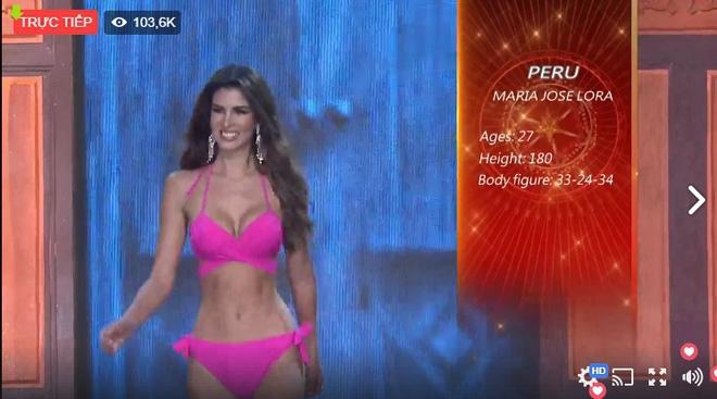 [TRỰC TIẾP] Chung kết Hoa hậu Hòa bình Quốc tế 2017 tại VN: Xúc động về phần hùng biện về một thế giới hòa bình của Top 10 - Ảnh 6.