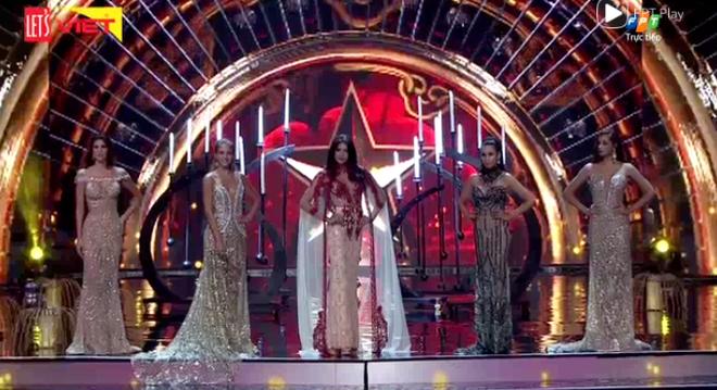 Huyền My trượt Top 5 gây sốc, Peru đăng quang Hoa hậu Hòa bình Quốc tế 2017 - Ảnh 3.