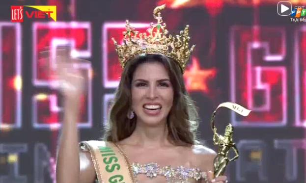 Huyền My trượt Top 5 gây sốc, Peru đăng quang Hoa hậu Hòa bình Quốc tế 2017 - Ảnh 2.