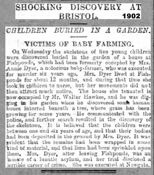 Trang trại trẻ em và vụ án người phụ nữ giết hại hơn 300 đứa trẻ bị bỏ rơi gây chấn động nước Anh - Ảnh 2.