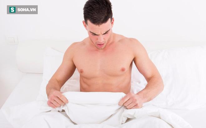 5 nguyên nhân chính khiến đàn ông dễ bị xuất tinh sớm - Ảnh 1.