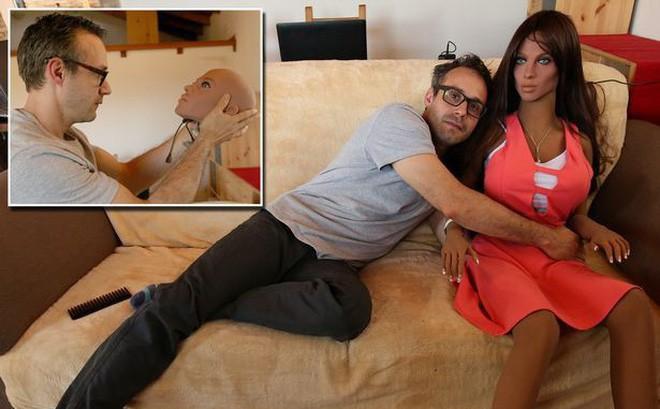 """Chuyên gia lên tiếng: Robot tình dục có thể làm """"lu mờ"""" tình yêu của con người! - Ảnh 4."""