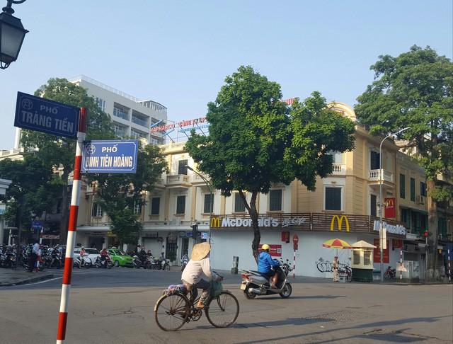 """McDonald's sắp tới Hà Nội, chọn """"đất vàng"""" Hàng Bài làm cứ điểm đầu tiên?  - Ảnh 1."""