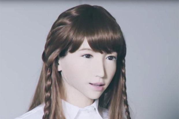 Điểm mặt những con robot tình dục đẹp nhất thế giới - Ảnh 3.