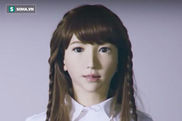 Điểm mặt những con robot tình dục đẹp nhất thế giới - Ảnh 4.