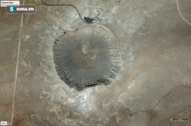 Những cảnh tượng bí ẩn vô tình lọt vào tầm ngắm của Google Earth - Ảnh 2.
