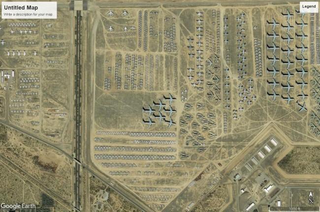 Những cảnh tượng bí ẩn vô tình lọt vào tầm ngắm của Google Earth - Ảnh 12.