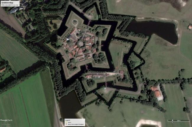 Những cảnh tượng bí ẩn vô tình lọt vào tầm ngắm của Google Earth - Ảnh 14.