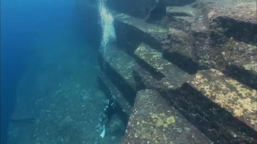 Hé lộ công trình cổ dưới nước 14.000 năm tuổi và những nghi vấn về sự xuất hiện của người ngoài hành tinh 1