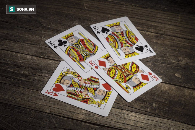 Đừng tưởng bạn đã biết: Những bí ẩn hiểm hóc của bộ bài tây vẫn chơi hàng ngày - Ảnh 1.