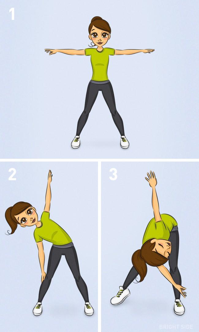 Bài tập kết hợp giúp giảm 3kg trong 1 tuần với 10 động tác, không cần ăn kiêng - Ảnh 10.
