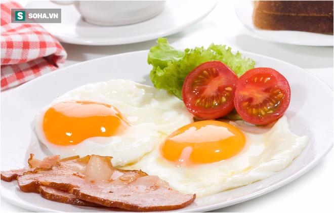Lòng đỏ hay lòng trắng trứng gà tốt hơn? Chắc chắn nhiều người sẽ trả lời sai - Ảnh 1.