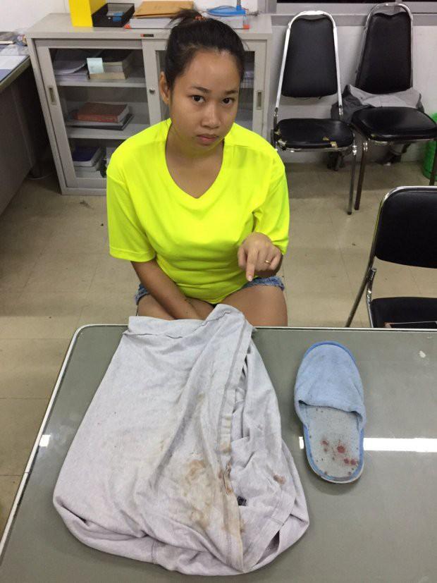 Bị gã bạn trai Hàn Quốc phụ tình, bà mẹ trẻ 20 tuổi nhẫn tâm ném con mới sinh từ tầng 17 xuống đất - Ảnh 2.
