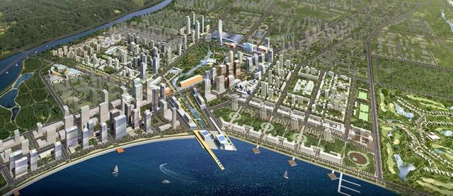 Hàn Quốc xây dựng thành phố 35 tỷ USD không cần ô tô  - Ảnh 1.