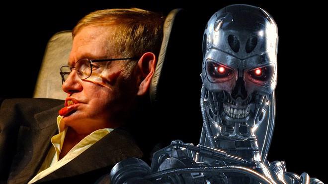 Stephen Hawking vẫn lo sợ có ngày AI sẽ có khả năng tự nhân bản chính mình và xâm chiếm thế giới - Ảnh 1.