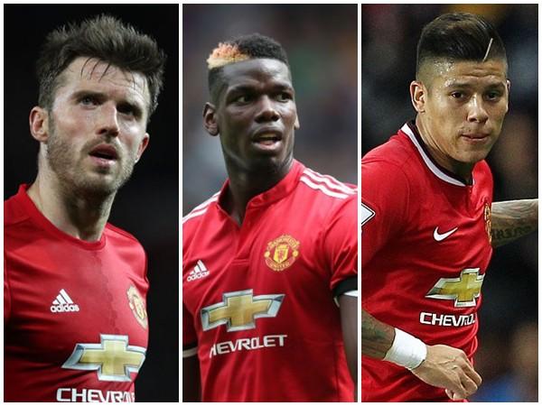 Mourinho mừng ra mặt khi bộ ba thương binh Pogba, Rojo và Carrick sắp trở lại - Ảnh 1.