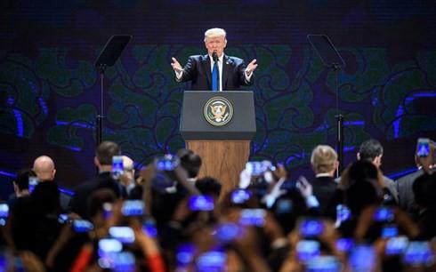 Tham vọng Ấn Độ-Thái Bình Dương của Tổng thống Mỹ Donald Trump - Ảnh 1.