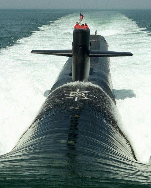 Quái vật trong lòng đại dương khiến mọi kẻ địch của Mỹ run rẩy - Ảnh 2.