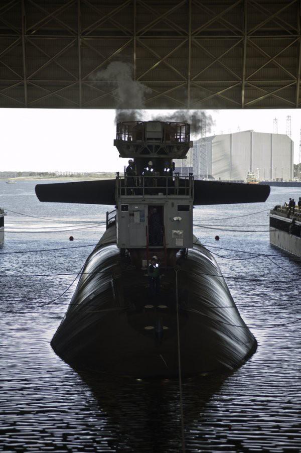Quái vật trong lòng đại dương khiến mọi kẻ địch của Mỹ run rẩy - Ảnh 9.