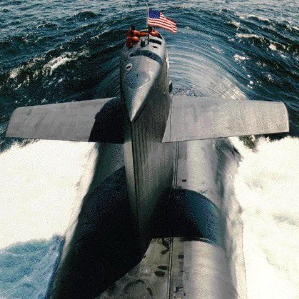 Quái vật trong lòng đại dương khiến mọi kẻ địch của Mỹ run rẩy - Ảnh 12.