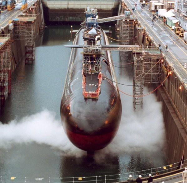 Quái vật trong lòng đại dương khiến mọi kẻ địch của Mỹ run rẩy - Ảnh 21.