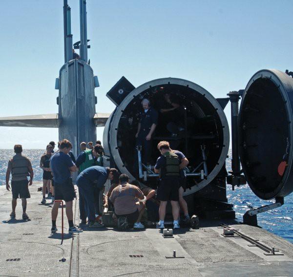 Quái vật trong lòng đại dương khiến mọi kẻ địch của Mỹ run rẩy - Ảnh 26.