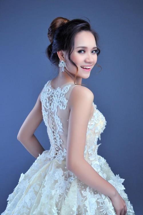 Nhan sắc xinh đẹp của nữ sinh Việt tham gia cuộc thi Hoa khôi các trường Đại Học Thế giới - Ảnh 2.