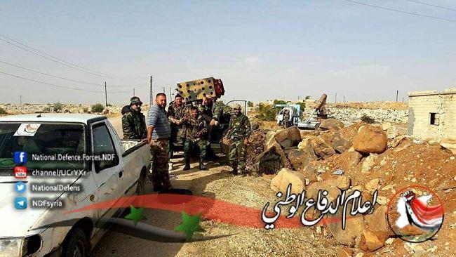 Nga yểm trợ, quân đội Syria đánh chiếm nhiều địa bàn quan trọng ở Hama - Ảnh 1.