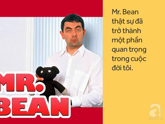 Vua hài Mr. Bean: Từ gã đàn ông bị miệt thị vì nói lắp đến siêu sao giàu có chuẩn bị đón con thứ 3 ở tuổi 62 - Ảnh 2.