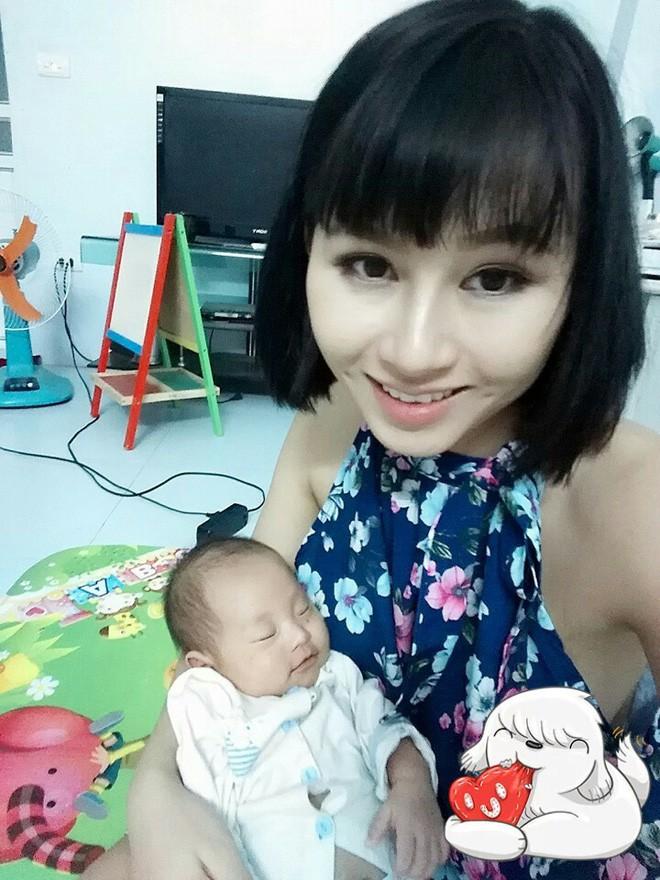 Mẹ trẻ 9X gây tranh cãi vì để con nhỏ ở nhà, vác bụng bầu đi bar: Phụ nữ hư một chút mới hạnh phúc - Ảnh 1.