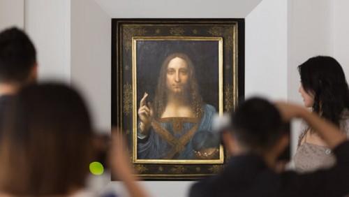 Bức họa Đấng Cứu thế của Leonardo da Vinci được bán giá 450 triệu USD, đắt nhất mọi thời đại - Ảnh 2.