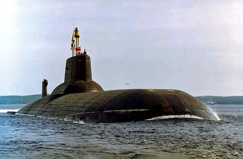"""""""Quái vật"""" dưới lòng đại dương của Liên Xô - Ảnh 1."""
