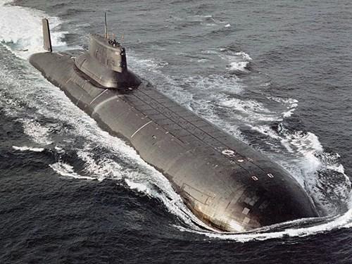 """""""Quái vật"""" dưới lòng đại dương của Liên Xô - Ảnh 2."""