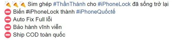 SIM ghép thần thánh đã có phiên bản mới, người dùng iPhone Lock vui mừng - Ảnh 2.