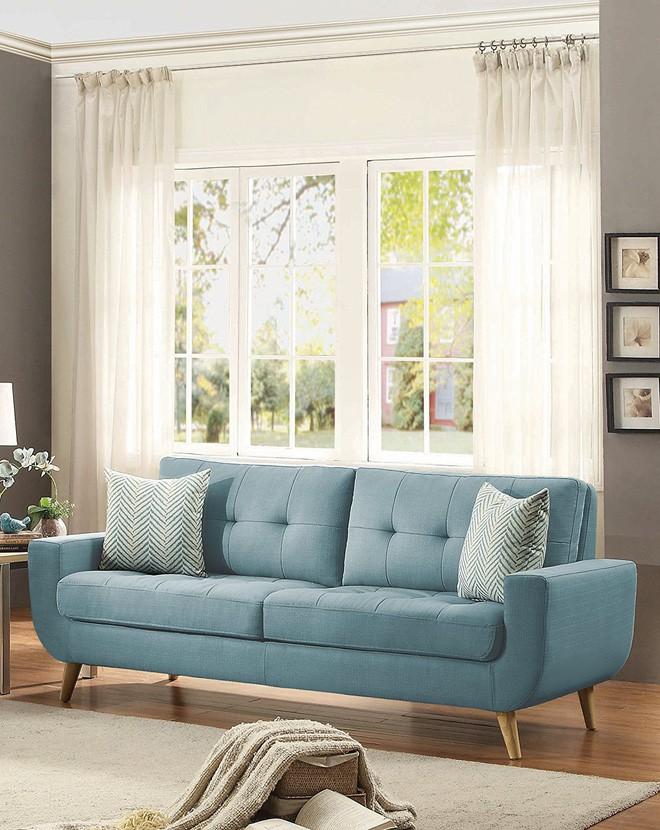 9 mẫu sofa đẹp, dễ ứng dụng cho nhiều phong cách trang trí nhà - Ảnh 1.